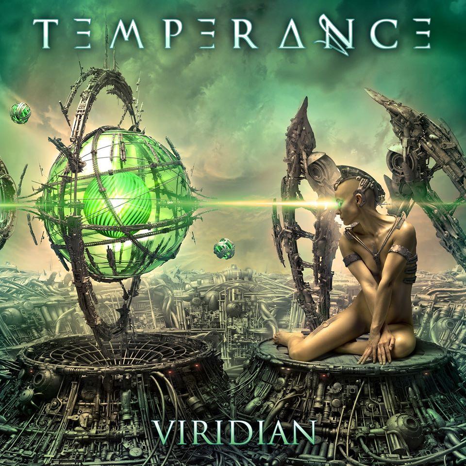 TEMPERANCE - Viridian cover
