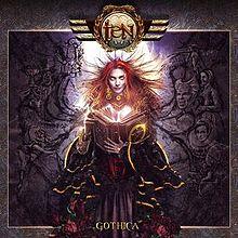 TEN - Gothica cover