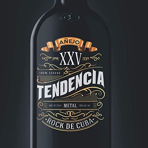 TENDENCIA - Añejo XXV cover