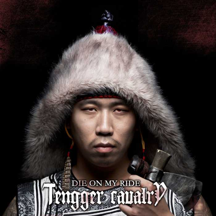 TENGGER CAVALRY - Die on My Ride cover
