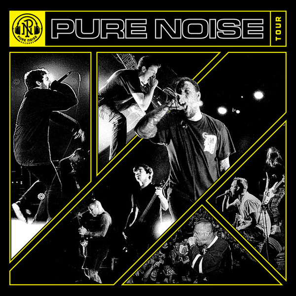 TERROR - Pure Noise Tour 2019 cover