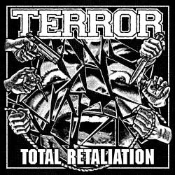 TERROR - Total Retaliation cover