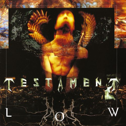 TESTAMENT - Low cover