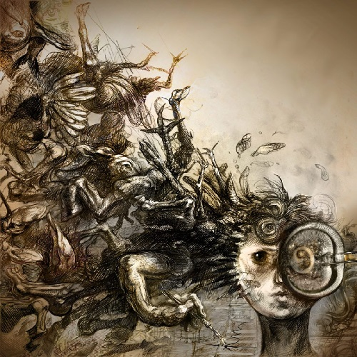 THE AGONIST - Prisoners cover