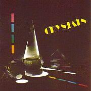 CRYSTALS - Crystals cover
