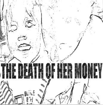 THE DEATH OF MONEY - Shit Shaped cover