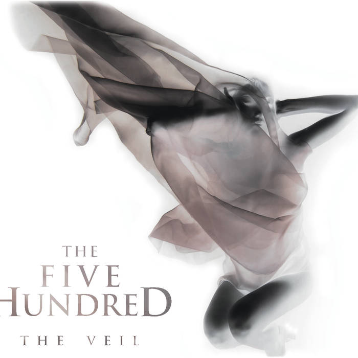 THE FIVE HUNDRED - The Veil cover