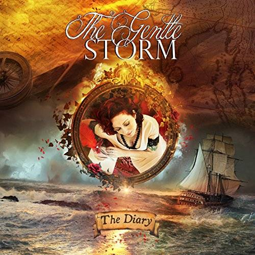 THE GENTLE STORM - The Diary cover