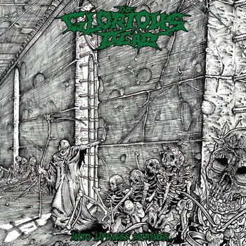 THE GLORIOUS DEAD - Into Lifeless Shrines cover