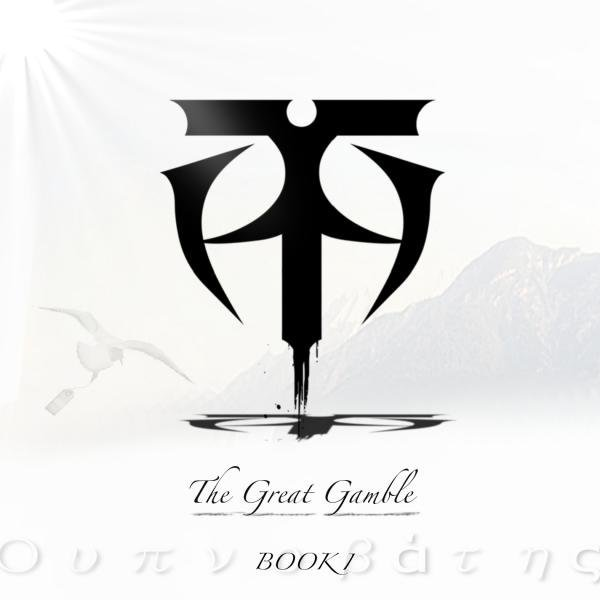 THE GREAT GAMBLE - Book 1 cover