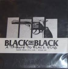 THE HOPE CONSPIRACY - Black On Black: A Tribute To Black Flag - Volume One cover