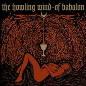 THE HOWLING WIND - Of Babalon cover