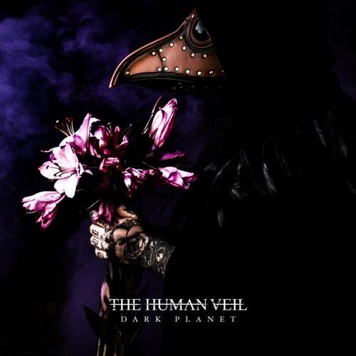 THE HUMAN VEIL - Dark Planet cover