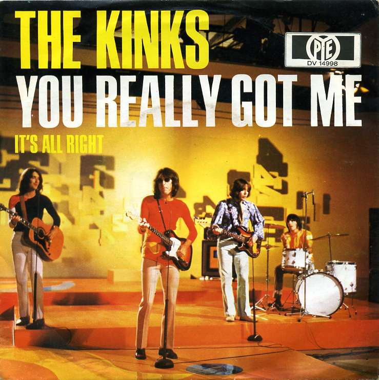 The Kinks You Really Got Me Reviews