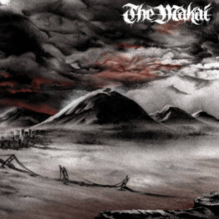 THE MAKAI - Embracing The Shroud Of A Blackened Sky cover