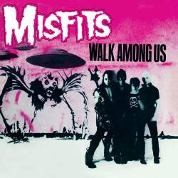 THE MISFITS - Walk Among Us cover