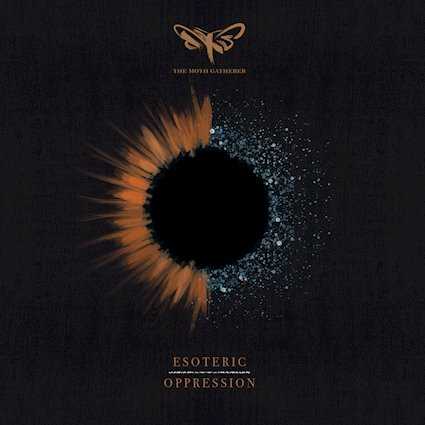 THE MOTH GATHERER - Esoteric Oppression cover