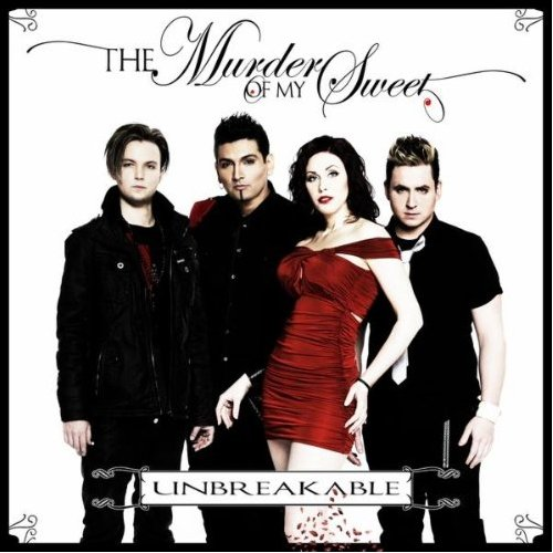 THE MURDER OF MY SWEET - Unbreakable cover