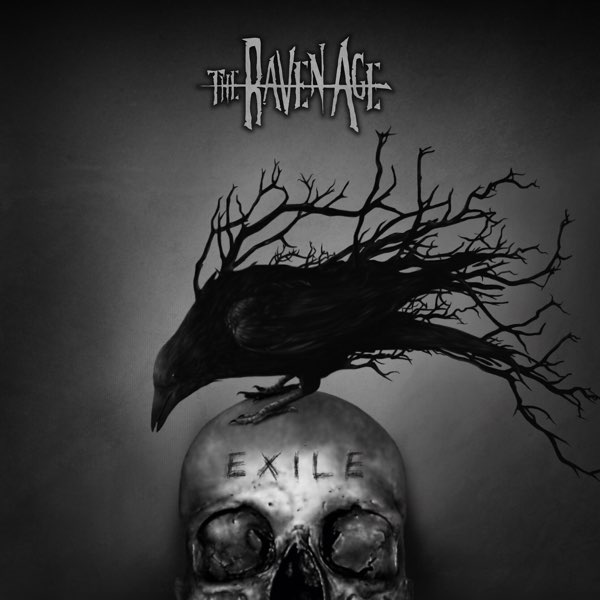 THE RAVEN AGE - Exile cover