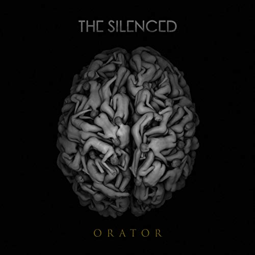THE SILENCED - Orator cover