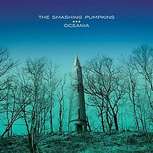 THE SMASHING PUMPKINS - Oceania cover