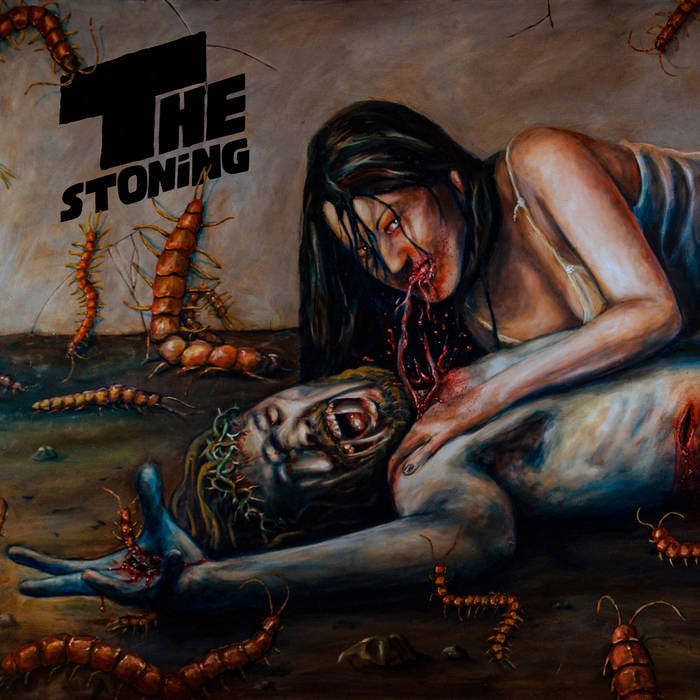 THE STONING - The Stoning cover
