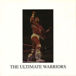 THE ULTIMATE WARRIORS - The Ultimate Warriors / Abathakothie cover