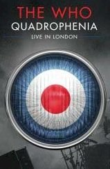THE WHO - Quadrophenia: Live In London cover