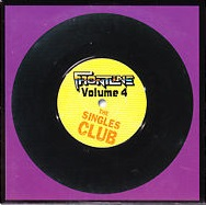 THE WORKHORSE MOVEMENT - Frontline Volume 4 The Singles Club cover