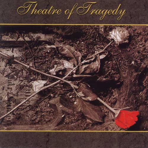 THEATRE OF TRAGEDY - Theatre of Tragedy cover