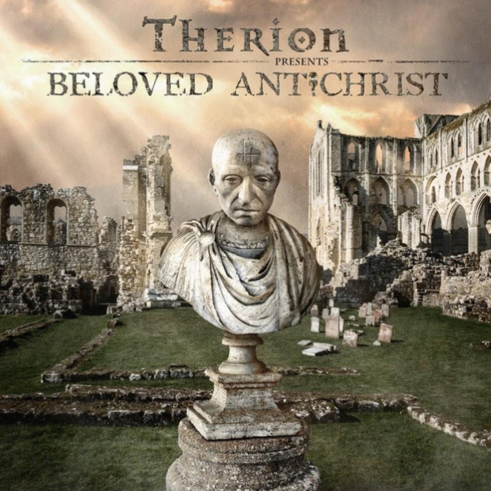 THERION - Beloved Antichrist cover