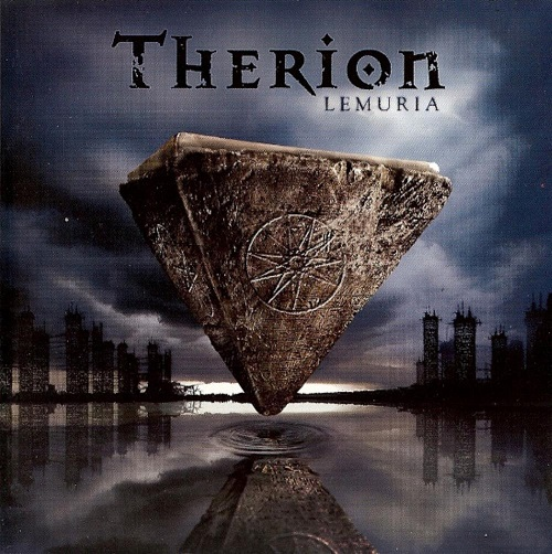 THERION - Lemuria cover