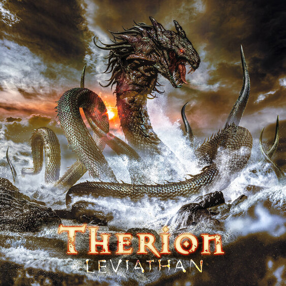 THERION - Leviathon cover