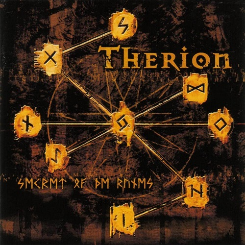THERION - Secret of the Runes cover