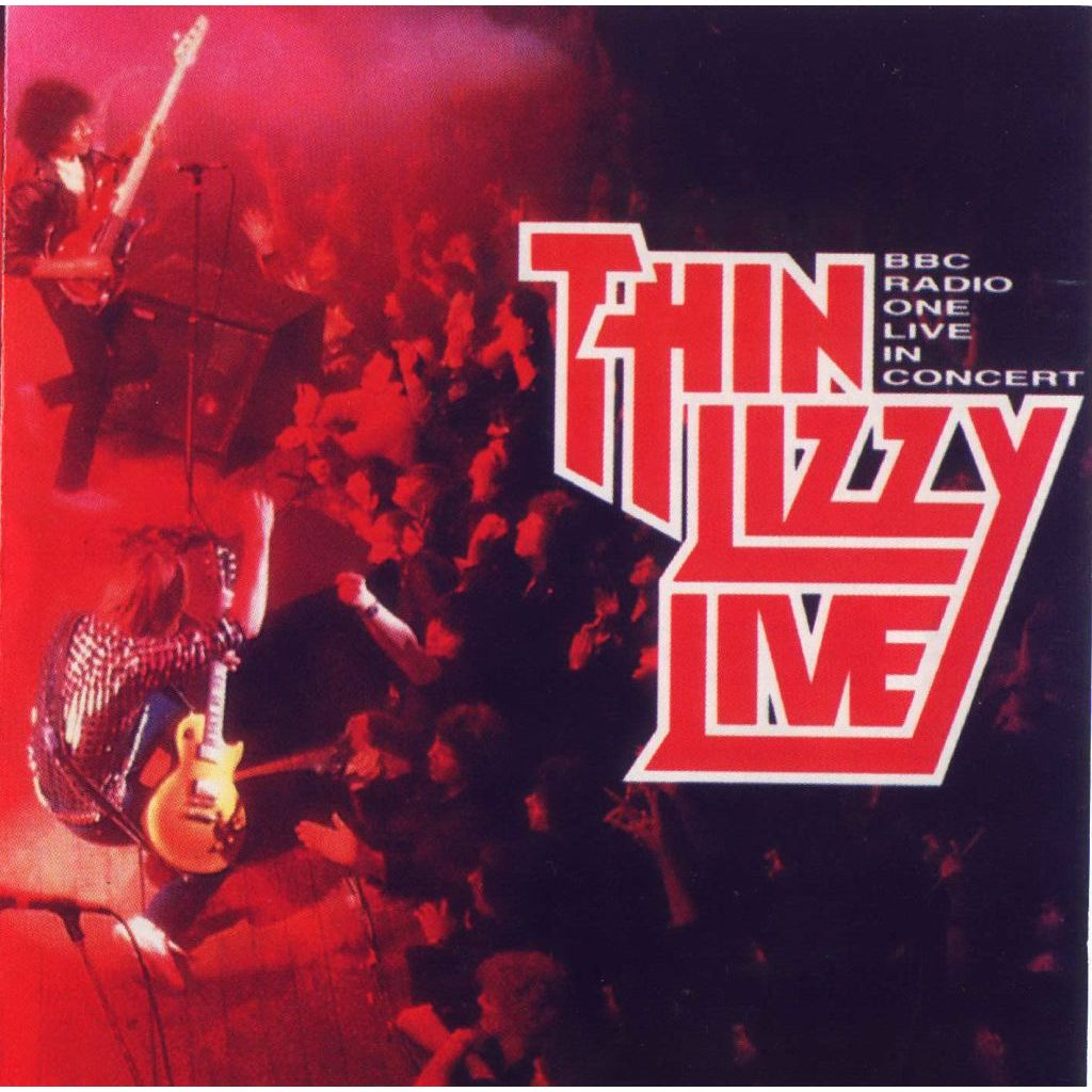THIN LIZZY - BBC Radio One Live In Concert cover