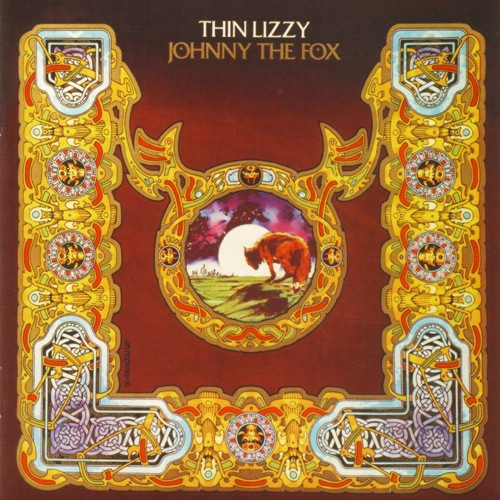 THIN LIZZY - Johnny The Fox cover