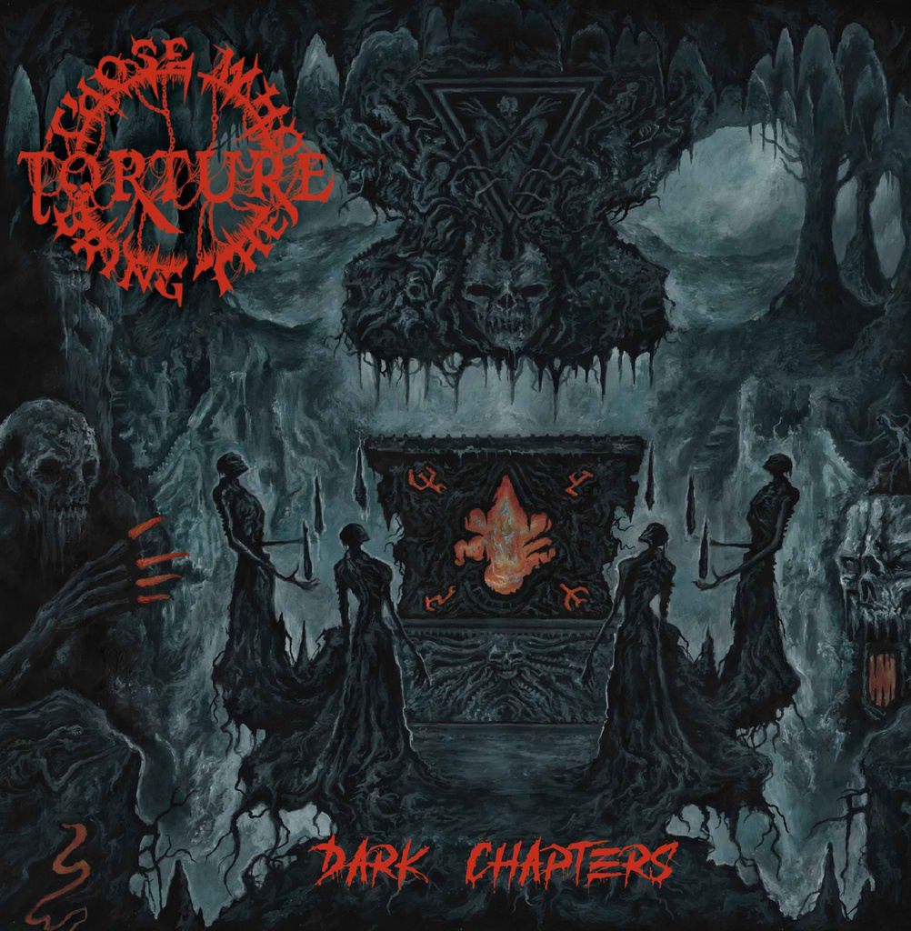 THOSE WHO BRING THE TORTURE - Dark Chapters cover