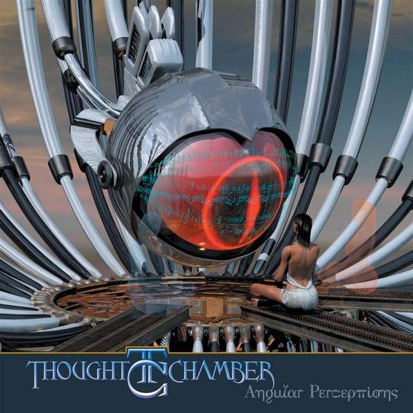 THOUGHT CHAMBER - Angular Perceptions cover
