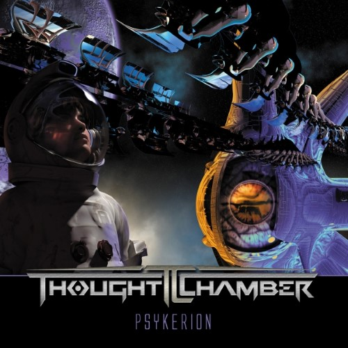 THOUGHT CHAMBER - Psykerion cover