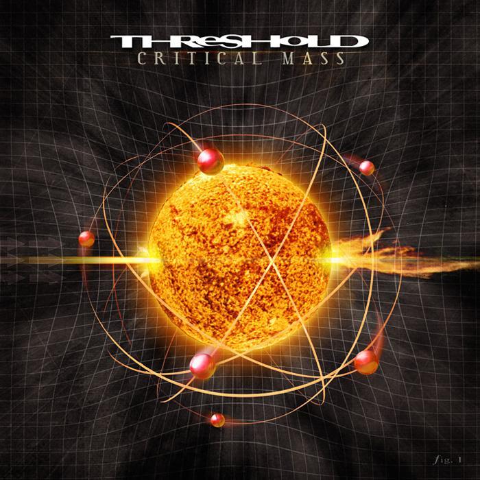 THRESHOLD - Critical Mass cover
