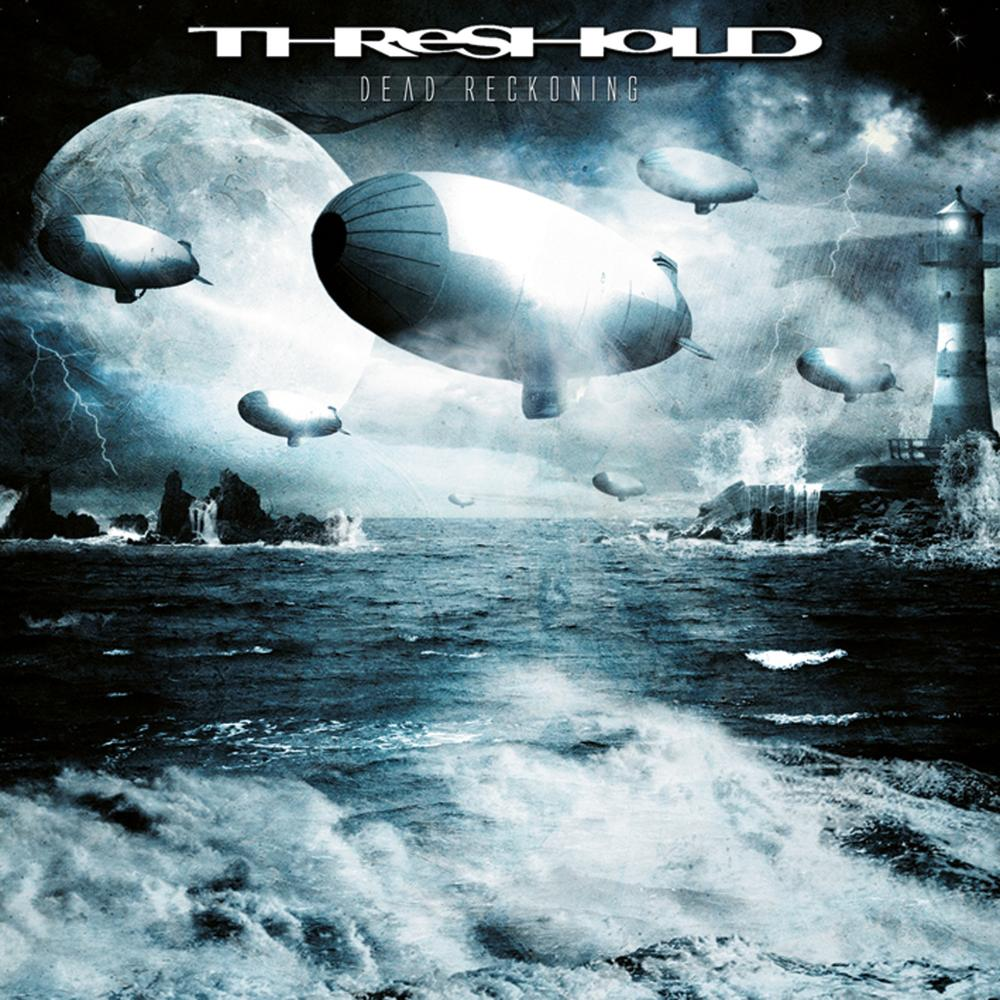 THRESHOLD - Dead Reckoning cover