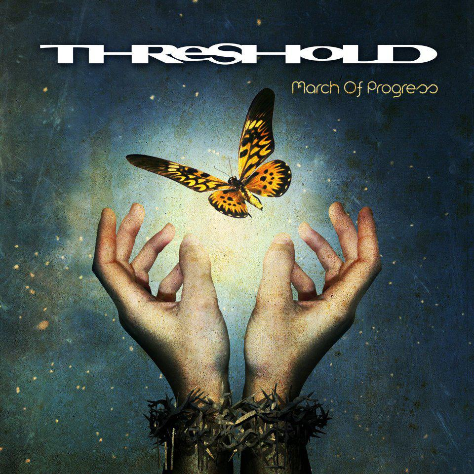THRESHOLD - March Of Progress cover
