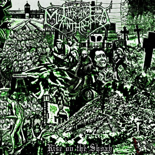THRONE MISANTHROPICA - Rise ov the Shoah cover