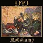 1349 Dødskamp album cover