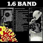 1.6 BAND Pimpin' Ain't Easy album cover