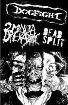 2 MINUTA DREKA Dead Split album cover