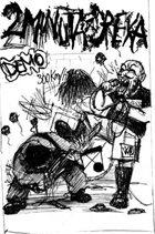 2 MINUTA DREKA Demo album cover