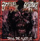2 MINUTA DREKA Dias De Muerte album cover