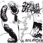 2 MINUTA DREKA Fecal Raptus / Anal Massaker album cover