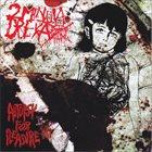 2 MINUTA DREKA The Dead Shall Teach The Living / Autopsy For Pleasure album cover